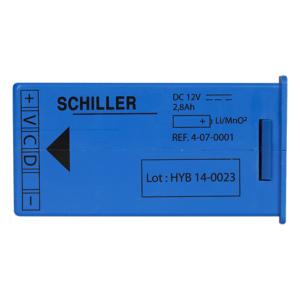 Schiller FRED easy Batterie
