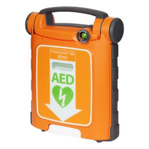 Cardiac Science Powerheart G5 AED Halbautomat (Deutsch-Französisch)