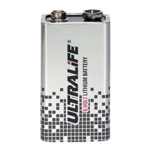 Defibtech 9 Volt Lithiumbatterie für den Selbsttest
