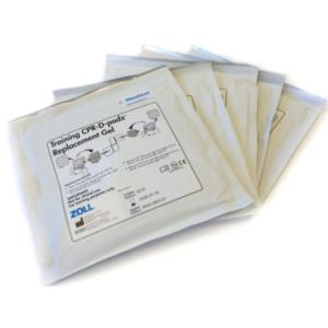 Zoll CPR-D Trainingselektrode Replacement Gel Pads