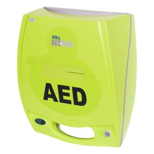 Zoll AED Plus mit EKG-Ansicht