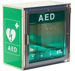 Claus Andersen AED Außenkasten
