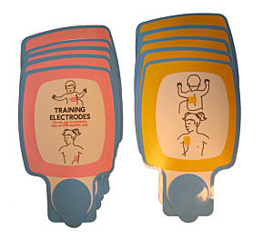 Physio-Control/Medtronic CR Plus Austausch-Trainingspads für Kinder (5 Paar)