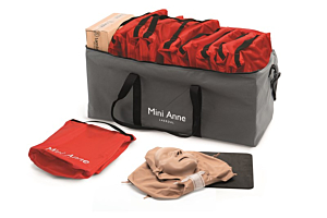 Laerdal Mini Anne Plus 10er-Pack (unicolor)