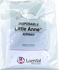 Laerdal Little Anne Luftwege  (24)