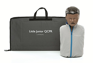 Laerdal Little Junior QCPR, dunkelhäutig