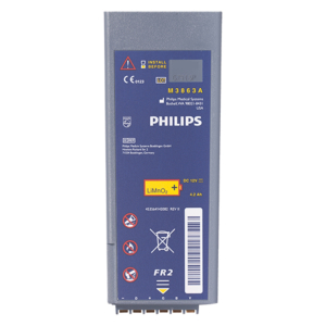 Philips Heartstart FR2 Batterie