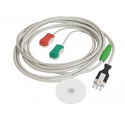 Primedic Heartsave AED-M EKG-Kabel