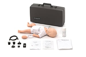 Laerdal Resusci Baby QCPR mit Airwaykopf - NEU