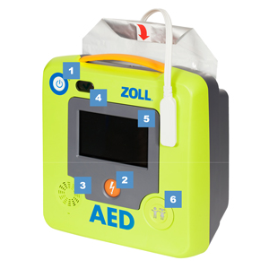 Zoll AED 3 Vollautomaat